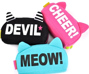 cheer, meow, and Devil image
