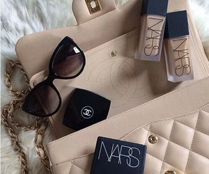 nars, chanel, and makeup image