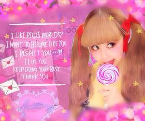 barbie, pink, and Harajuku image