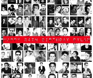 24, birthday, and black image
