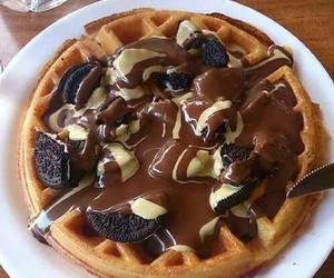 chocolate, oreo, and food image