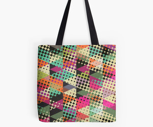bags, pattern, and fashion image