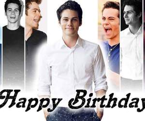 happy birthday, 24th, and dylan o'brien image