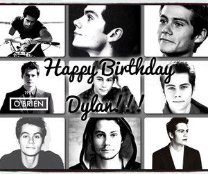 birthday, dylan, and love image