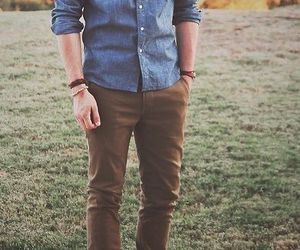 fashion, men, and outfits image
