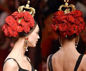 cool, dolce and gabbana, and dress image