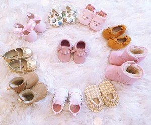 shoes, cute, and baby image