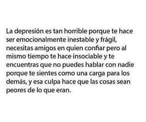 girl, suicida, and depresion image