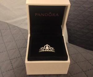 ring, pandora, and jewelry image