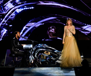 Taylor Swift, john legend, and 1989 image