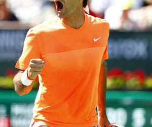 beauty, emotions, and federer image