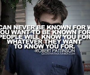 quotes and robert pattinson image