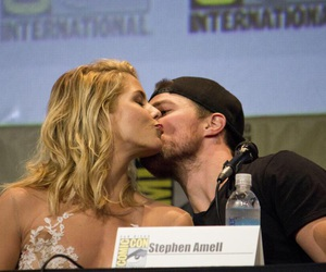 season 4, stephen amell, and olicity image
