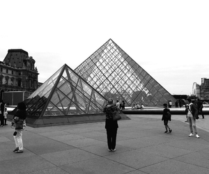 black&white, france, and holiday image