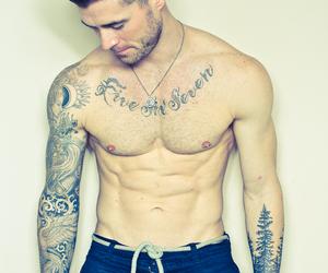 tattoo, sexy, and boy image