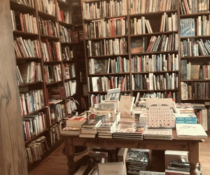 books, heaven, and hipster image
