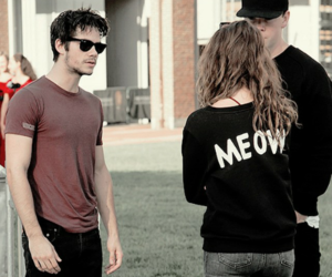 thomas, teen wolf, and tw image