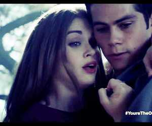 Best, couple, and teen wolf image