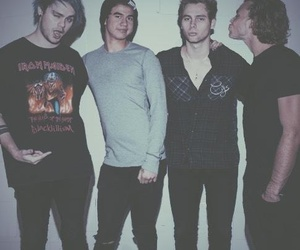 fly away, 5 seconds of summer, and michael clifford image