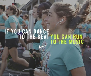 health, running, and keep going image
