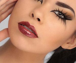 halloween makeup, halloween makeup ideas, and halloween eye makeup image