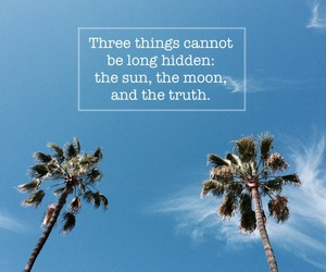 quotes, themoon, and thetruth image