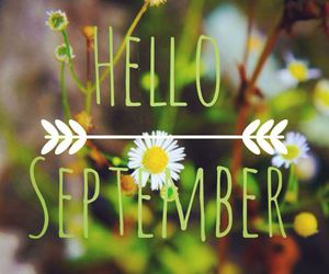 September and autumn image