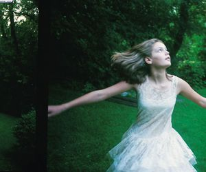 the virgin suicides, vintage, and dress image