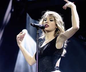 Taylor Swift, red tour, and Swift image