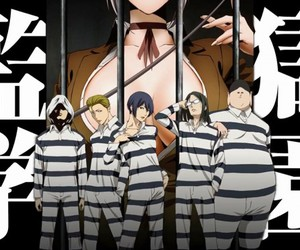 prison school image