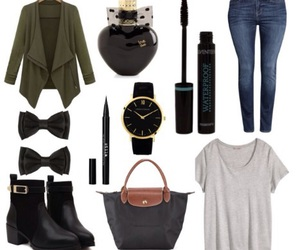jeans, khaki, and Polyvore image