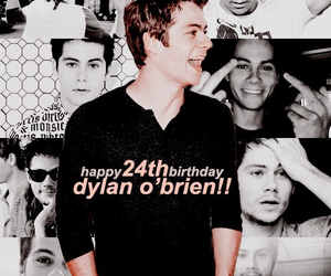 dylan o'brien, birthday, and boy image