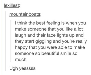 tumblr, laugh, and happy image