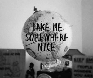 world, travel, and nice image