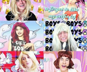 o2l, funny, and youtubers image