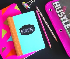 cool and back to school supplies image