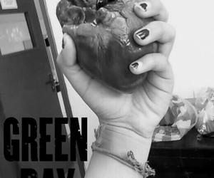 biology, green day, and dark image