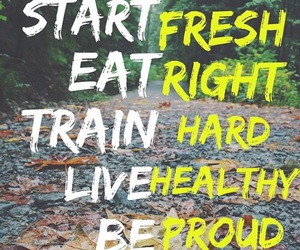 fitness, health, and healthy image