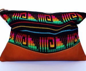 accessories, aztec, and bold image