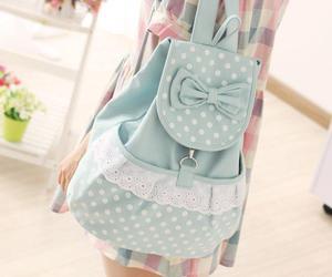 bag, kfashion, and pastel image