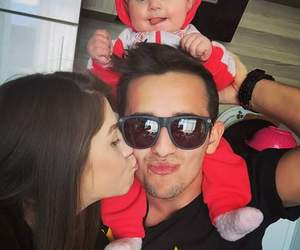 cute baby, goals, and cute family image