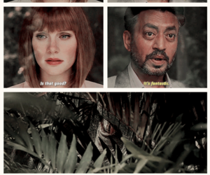 jurassic world and movie image