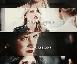 beauty, frase, and once upon a time image