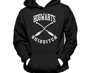 harrypotter, hogwarts, and hoodie image