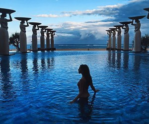 holiday, luxury, and ocean image