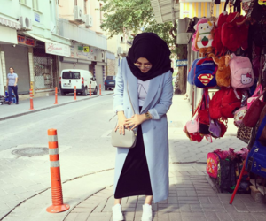 hijab and turquie image