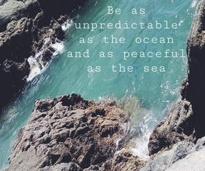background, beach, and nature image