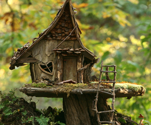 little house, lovely, and simple things image