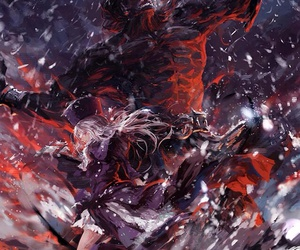epic, fan art, and fate stay night image