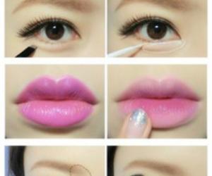 korean, makeup, and ulzzang image